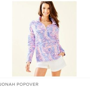 NWT Lilly Pulitzer Jonah Popover